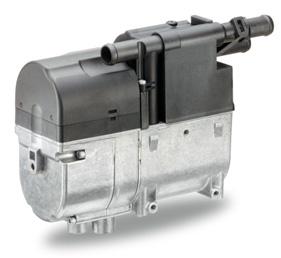 Отопитель Hydronic II B5SC Comfort бензин 12В