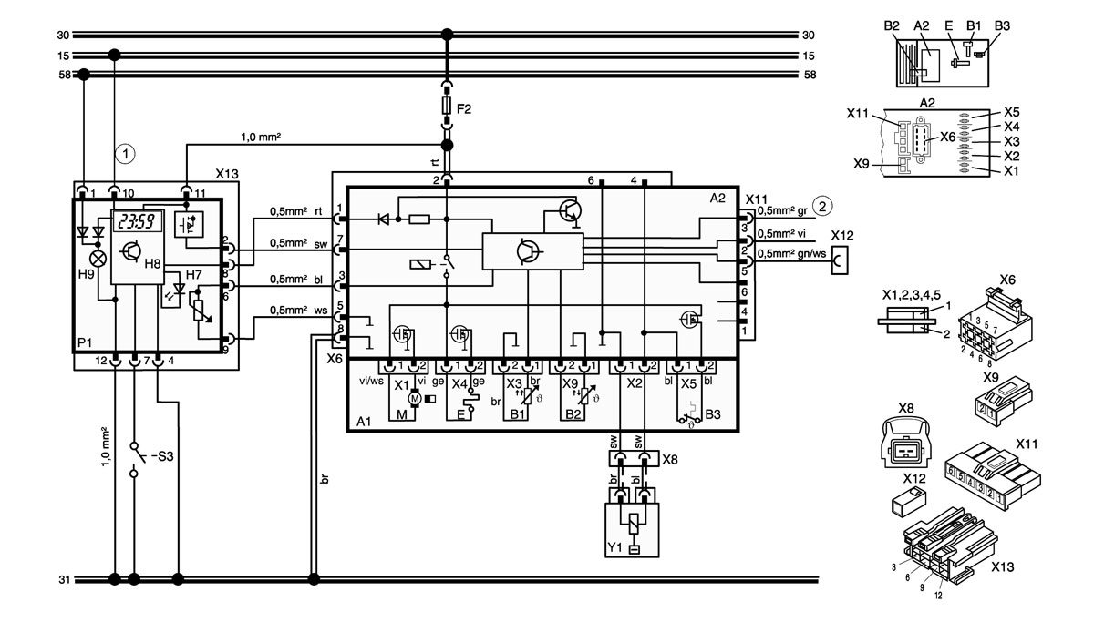 webasto thermo top wiring diagram webasto parts wiring