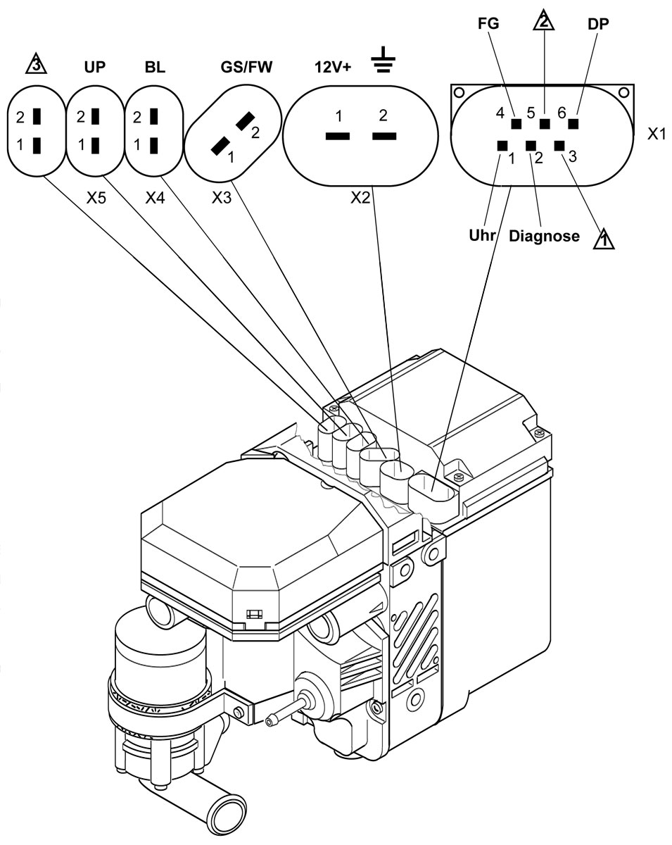 webasto riscaldatore ausiliario manuale topc · troubleshooting